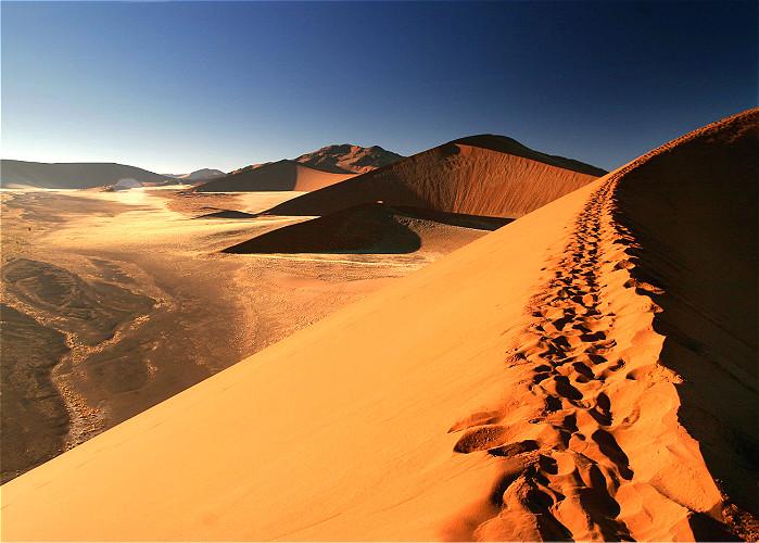 Jour 24:  Sossusvlei – Désert du Namib