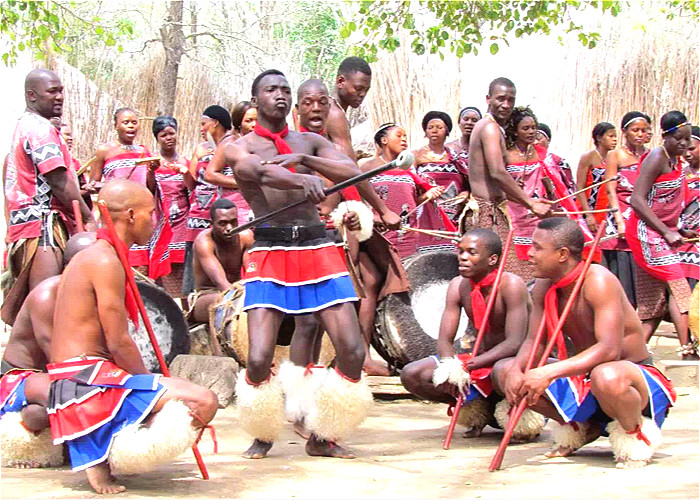 Jour 12: Swaziland – Parc Kruger - 240 km