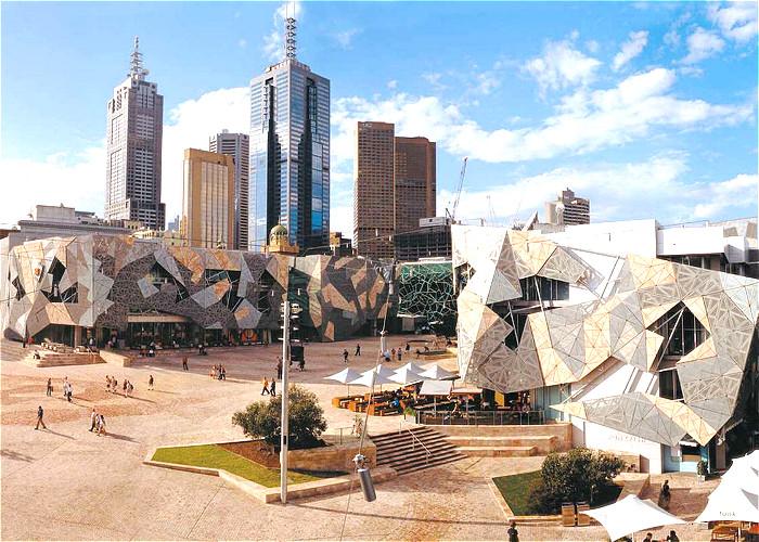 Jour 13:  Melbourne