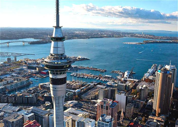 Jour 4:  Auckland