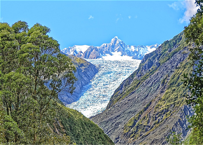 Jour 9: Westport – Fox Glacier (300 km – 4h)