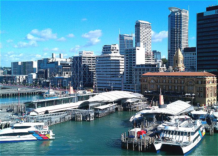 Jour 3:  Auckland