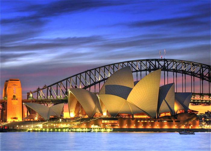 Nouvelle-Zélande & Australie (24 jours)