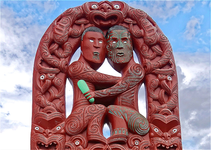 Jour 5:  Auckland – Rotorua (230 km – 3h)