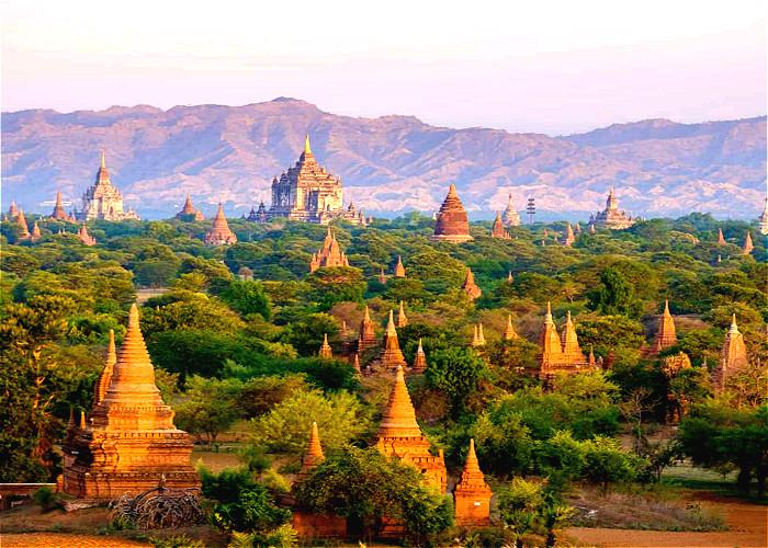 JOUR 8: Bagan