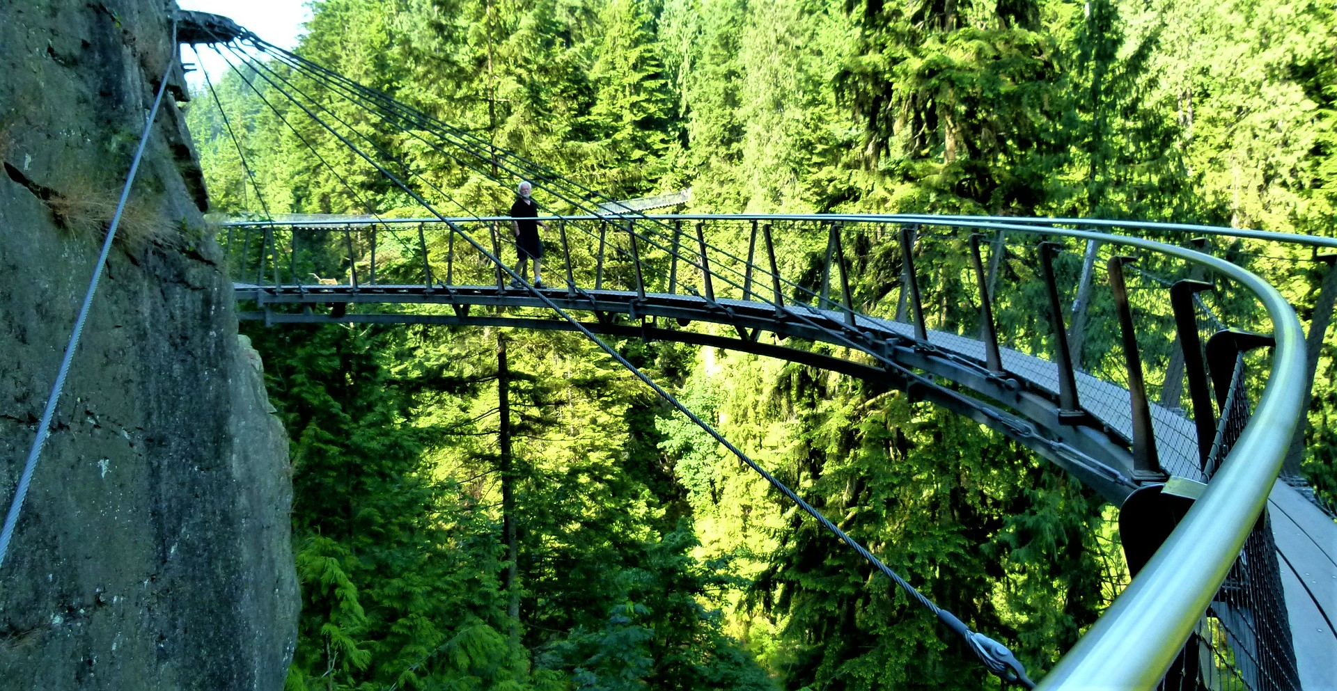 Jour 13 - Whistler – Vancouver (150KM)
