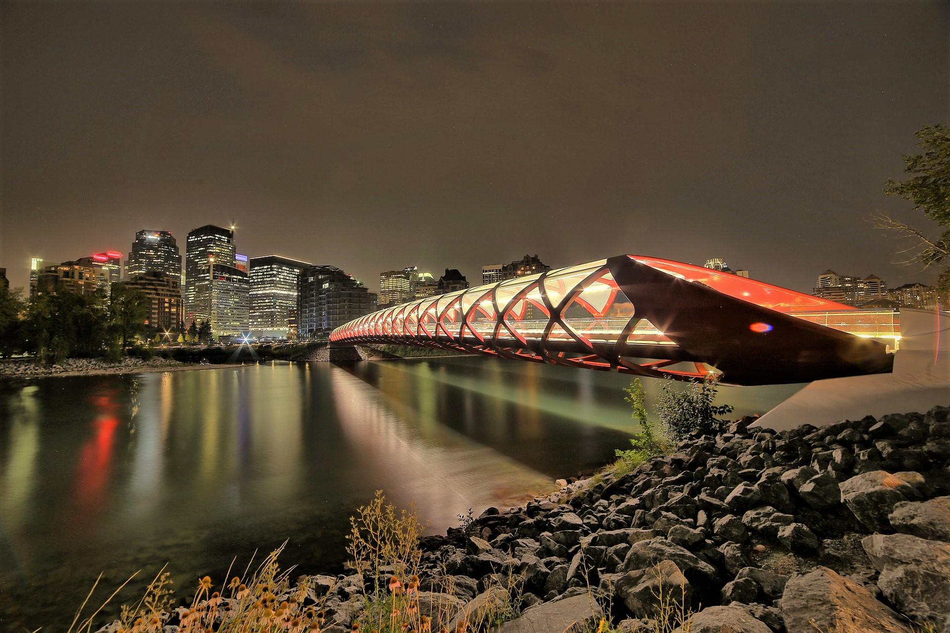 Jour 1 - Montréal - Calgary