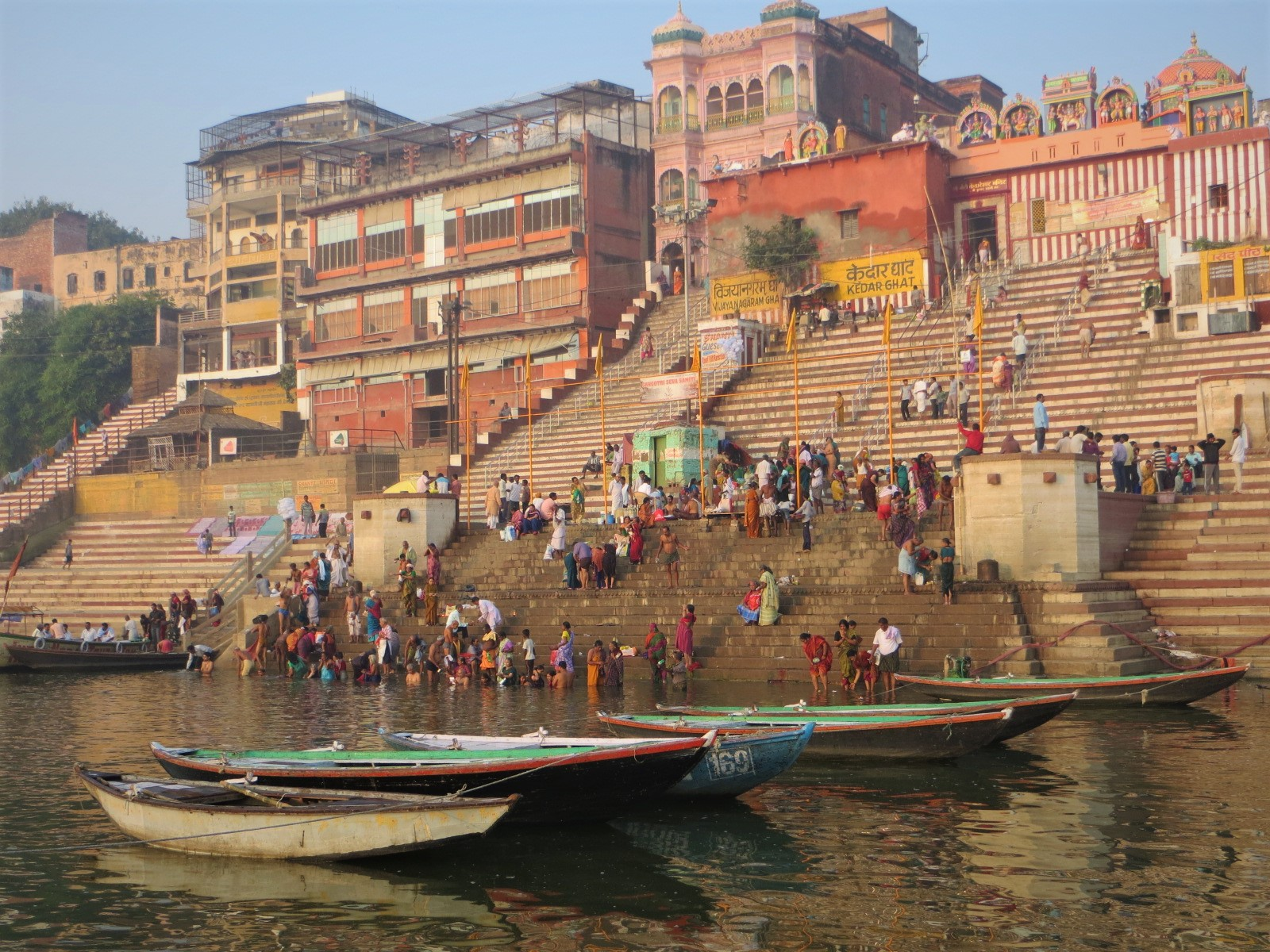 Jour 4 - DELHI – UDAIPUR