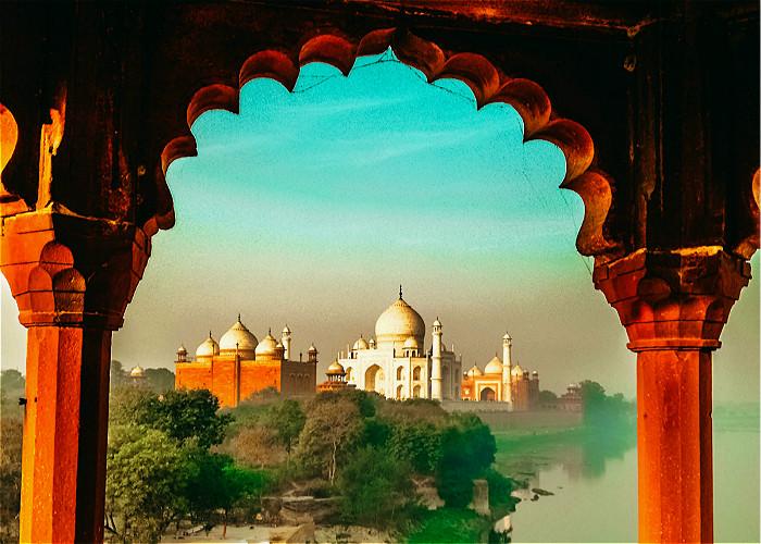 Jour 1 - 2 - MONTREAL - DELHI