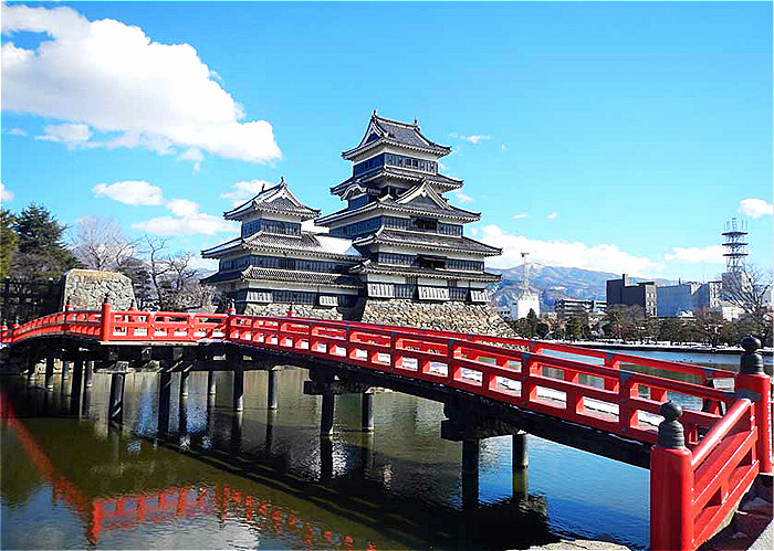 Jour 18 - AZUMINO – MATSUMOTO – FUJI