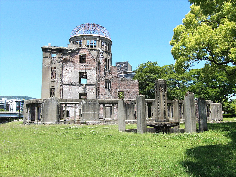 Jour 7 - FUKUYAMA – HIROSHIMA