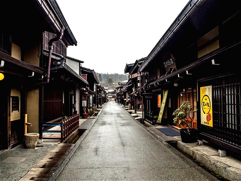 Jour 17 - SHIRAKAWAGOU – TAKAYAMA