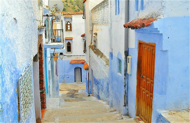 Le Maroc المغرب  Terre de contrastes…