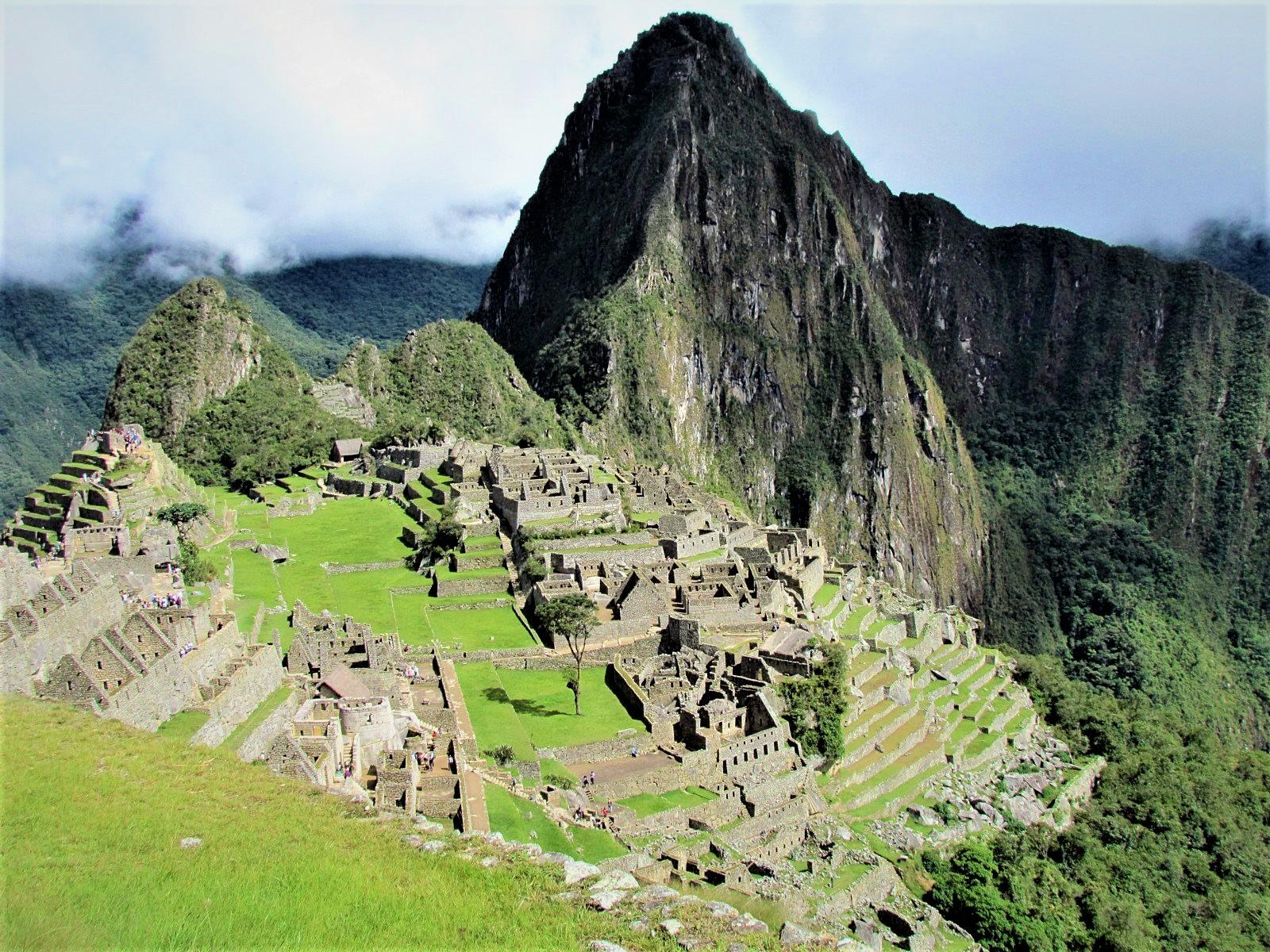 Machu Picchu : l'une des sept nouvelles merveilles du monde!