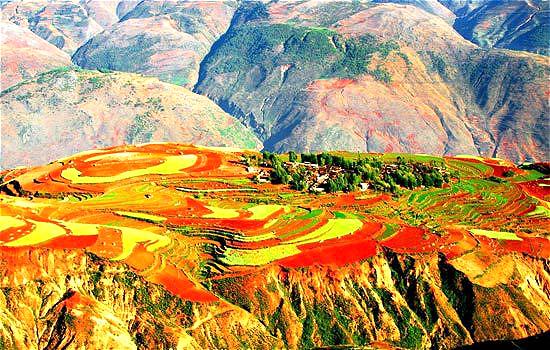 La Route de la Soie et la splendeur de Yunnan    (23 jours)