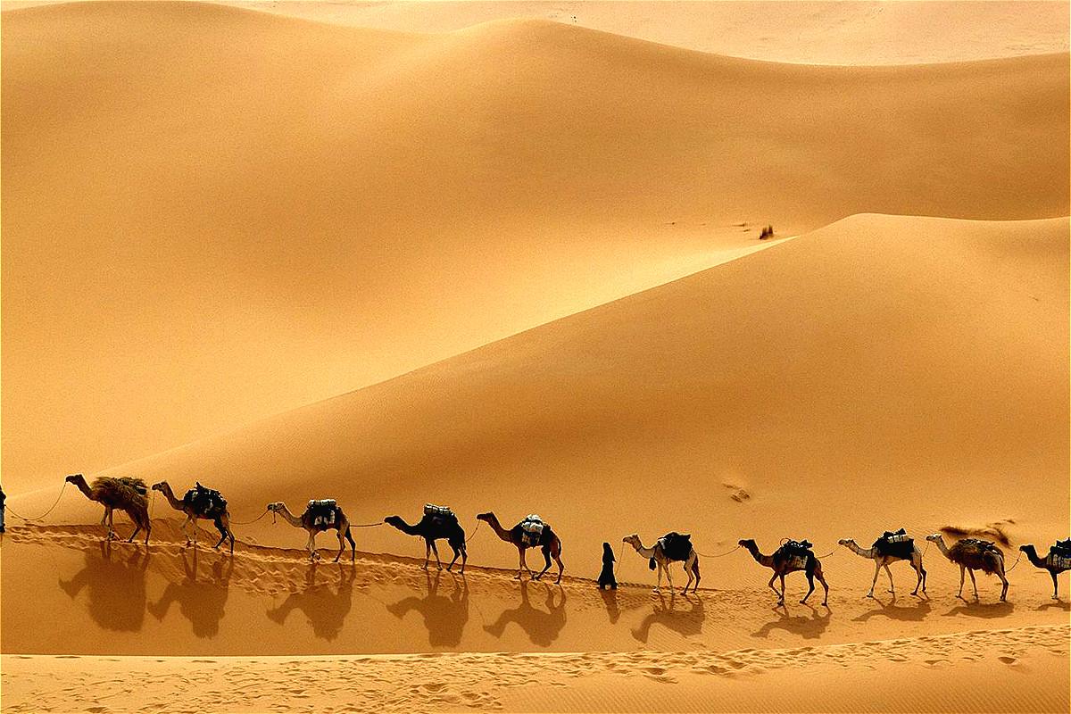 «Il était une fois…La route de la soie» récit de voyage de François Ruph