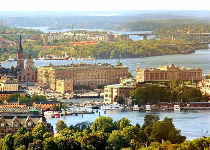 Jour 4 - Stockholm et Mer Baltique