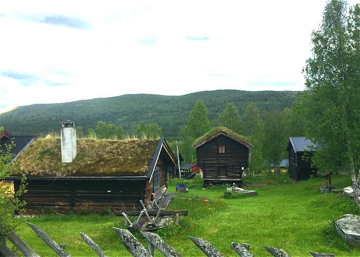Jour 16 - Bergen - Geilo