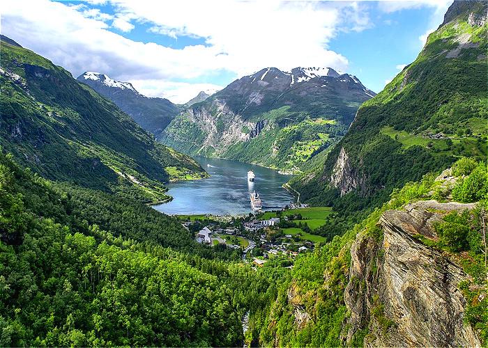 Jour 13 -Alesund–North Sognefjord–Région de Greiranger