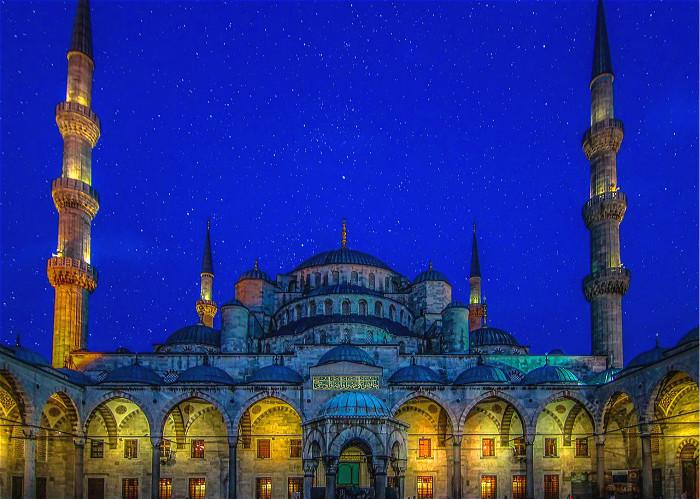 JOUR 2:  ISTANBUL