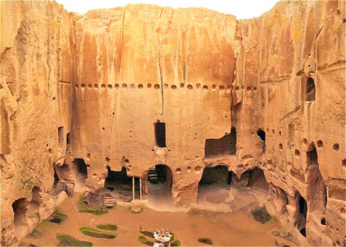 JOUR 16: LA CAPPADOCE-TARSE