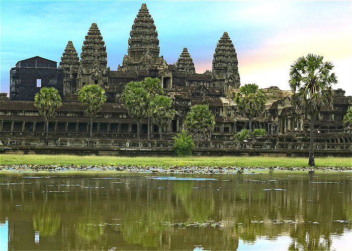 JOUR 20 - SAIGON – SIEM REAP (Cambodge)